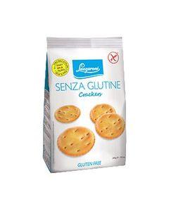 Lazzaroni - Crackers Senza Glutine Confezione 200 Gr