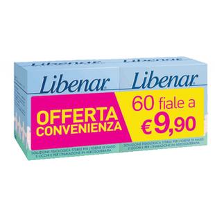 Libenar - Confezione 60 Flaconcini