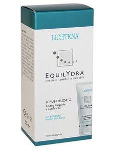 Lichtena - Equilydra Scrub Delicato Confezione 50 Ml