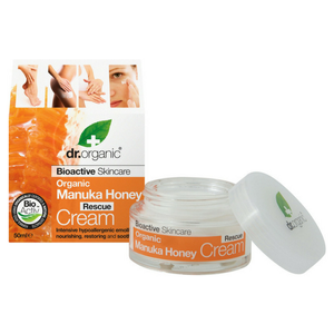 Optima Naturals - Dr Organic Manuka Cream Confezione 50 Ml