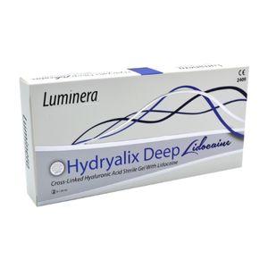 Luminera - Hydryalix Deep Con Lidocaina Confezione 2 Siringhe Preriempite 1,25 Ml