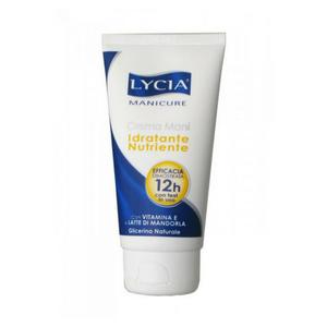 Lycia - Crema Mani Nutriente Confezione 75 Ml