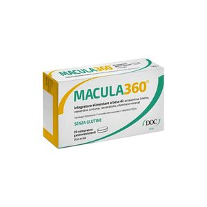 Macula 360 - Confezione 20 Compresse