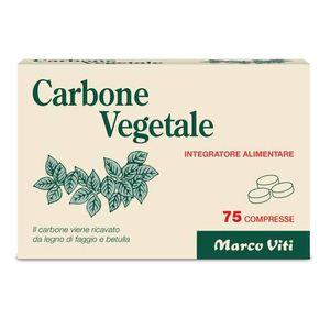 Marco Viti - Carbone Vegetale 75 Compresse