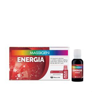 Marco Viti - Massigen Energia Confezione 10 Flaconi