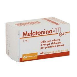 Marco Viti - Melatonina Fast 1 Mg Confezione 60 Compresse