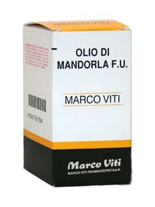 Marco Viti - Olio Mandorle Dolci Fu Confezione 50 Ml