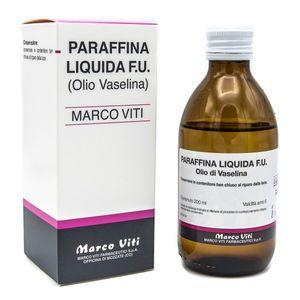 Marco Viti - Vaselina Liquida Fu Con Astuccio Confezione 200 Ml