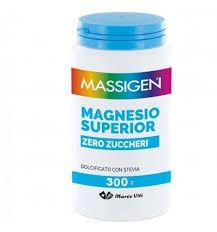 Marco Viti - Massigen Magnesio Superior Confezione 300 Gr