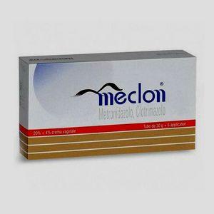 Meclon  - Crema Vaginale  20%+4%+6A Confezione 30 Gr
