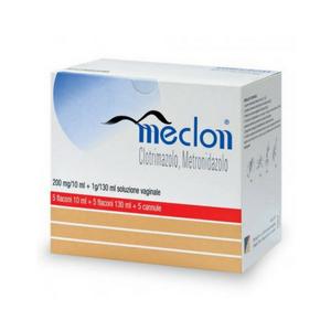 Meclon - Soluzione Vaginale Confezione 5 Flaconcini