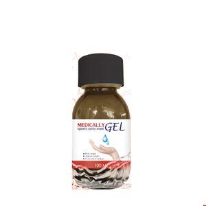 Medically - Igienizzante Gel Mani Confezione 100 Ml