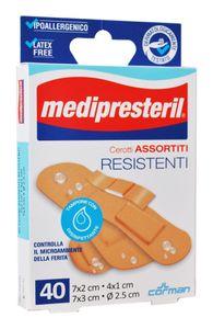 Medipresteril -  Cerotti Resistenti 4 Formati Assortiti Confezione 20 Pezzi