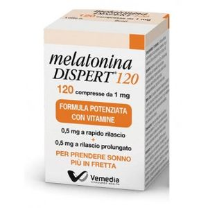 Melatonina Dispert - Confezione 120 Compresse