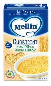 Mellin - Cuoricini Confezione 320 Gr
