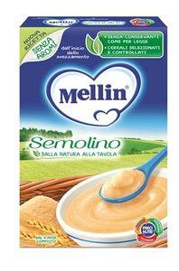 Mellin - Semolino Confezione 200 Gr
