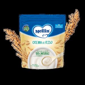 Mellin - Crema Di Riso Confezione 200 Gr