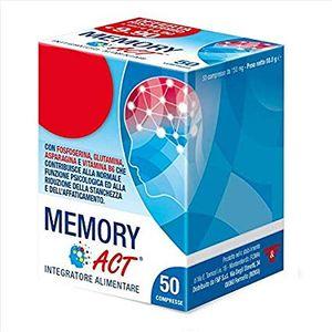 Memory Act - Confezione 50 Compresse