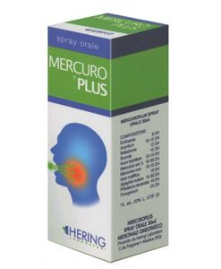 Hering - Mercuroplus Spray Orale Confezione 30 Ml