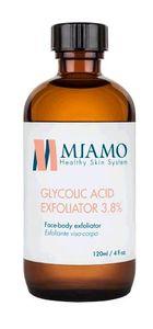 Miamo - Total Face Care Glycolic Acid Exfoliator 3,8% Confezione 120 Ml