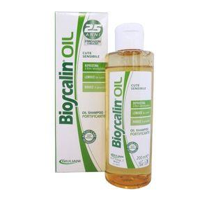 Bioscalin - Shampoo Oil Fortificante Confezione 200 Ml