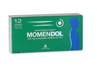 Momendol - 220 Mg Confezione 12 Capsule Molli