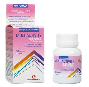 Multiactivity - Mamma Confezione 60 Capsule