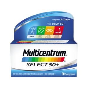 Multicentrum - Select 50+ Confezione 90 Compresse