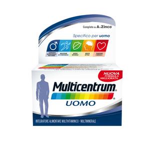 Multicentrum - Uomo Confezione 60 Compresse