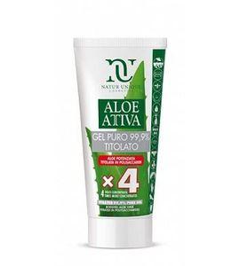 Natur Unique - Aloe Attiva Gel Puro Titolato Confezione 200 Ml