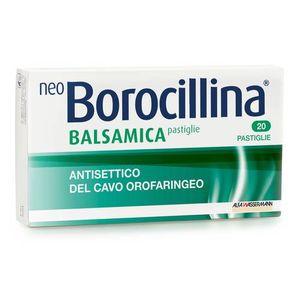 NeoBorocillina - Balsamica Confezione  20 Compresse