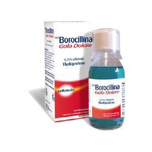 Neoborocillina - Gola Dolore Collutorio Confezione 160 Ml