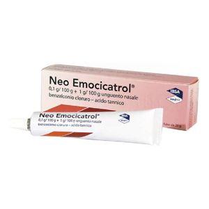 Neoemocicatrol - Unguento Rinologico Confezione 20 Gr