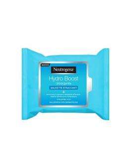 Neutrogena - Hydro Boost Salviette Struccanti Confezione 25 Pezzi