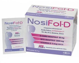 Nosifol-D - Confezione 30 Bustine