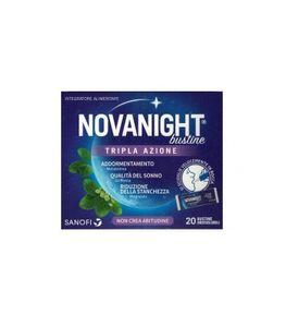 Novanight - Tripla Azione Confezione 20 Bustine