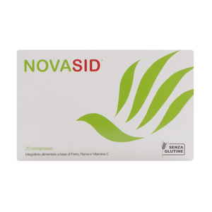 Novasid - Confezione 20 Compresse