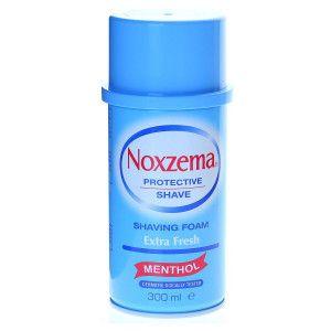 Noxzema - Schiuma Barba Extra Fresh Confezione 300 Ml