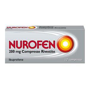 Nurofen - 200 Mg Confezione 12 Compresse