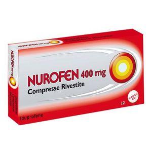 Nurofen - 400mg Pvc/Al Confezione 12 Compresse