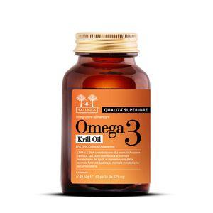 Salugea - Omega 3 Krill Oil Confezione 60 Perle