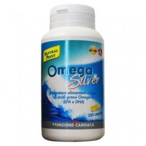 Omega Silver - Confezione 100 Capsule
