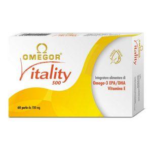 Omegor - Vitality 1000 Confezione 60 Perle