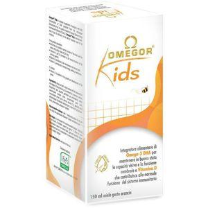 Omegor - Kids Integratore Omega 3 Per Bambini Confezione 150 Ml
