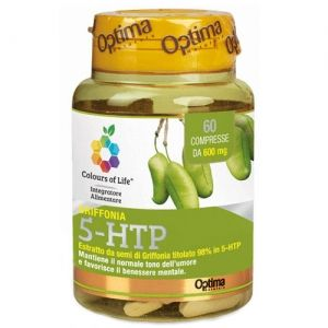 Optima naturals - Colours Of Life Griffonia 5-Htp Confezione 60 Compresse