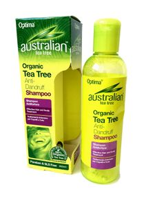 Optima naturals - Australian Tea Tree Shampoo Antiforfora Confezione 250 Ml