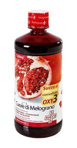 Optima Naturals - Cuore Di Melograno Succo Arricchito Con Oxy3 Confezione 500 Ml