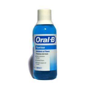 Oral B - Fluorinse Collutorio Confezione 500 Ml