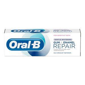 Oral B - Repair Whitening Dentifricio Confezione 85 Ml (Scadenza Prodotto 28/06/2021)