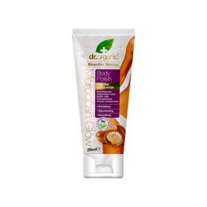 Optima Naturals - Organic Moroccan Glow Pre-Tan Exfoliator Body Polish Scrub Esfoliante Confezione 200 Ml
